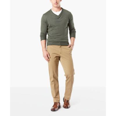 Dockers® Straight Fit Workday Khaki Smart 360 FLEX Pants D2
