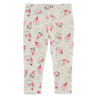 Okie Dokie Printed Leggings  Girls
