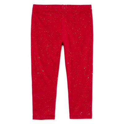 Okie Dokie Hot Melt Leggings - Baby Girl NB-24M
