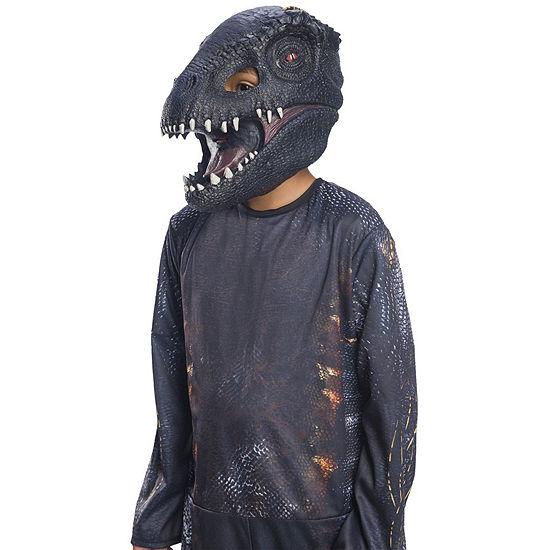 Jurassic World: Fallen Kingdom Villain Dinosaur Kids 3/4 Mask One-Size
