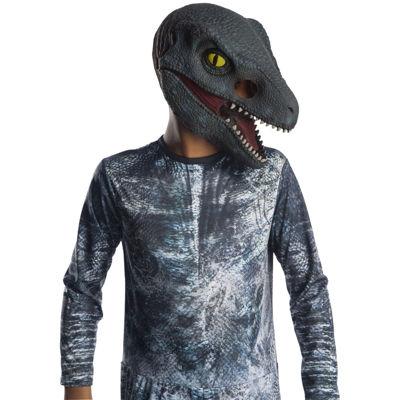 Jurassic World: Fallen Kingdom Velociraptor Kids 3/4 MaskOne-Size