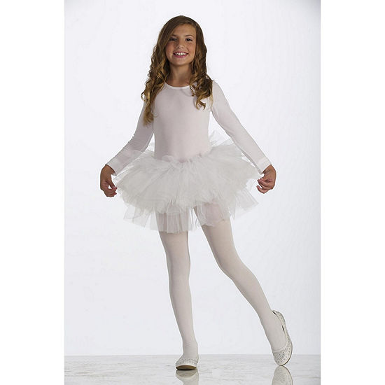 Shop By Color - White: Girl'S Tutu