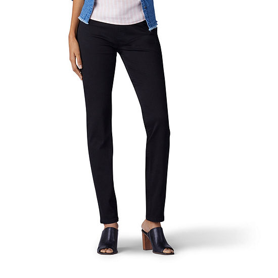 Lee® Slim Leg Pull-On Jeans