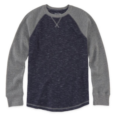 Arizona Raglan Thermal Boys 4-20
