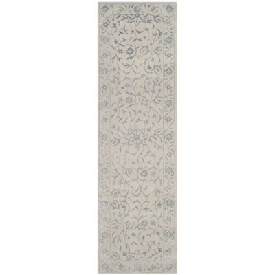 Safavieh Glamour Collection Apache Floral Runner Rug