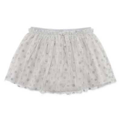 Okie Dokie Holiday Tutu Skirt - Baby Girl NB-24M