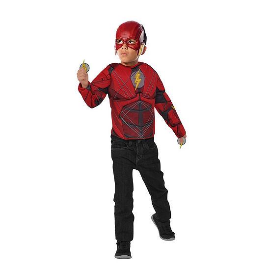 The Flash Set w/Flip N' Reveal Lightning BoltsOne-Size
