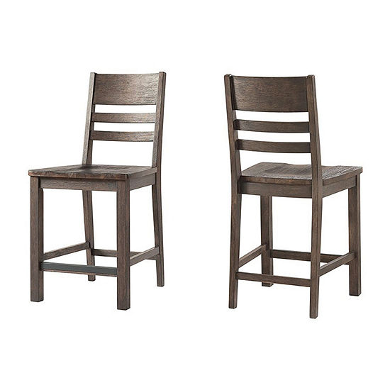 Salem 2-Pc Counter Height Side Chair