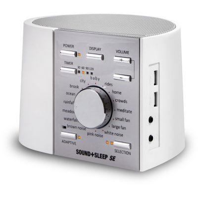 Sound+Sleep SE Special Edition Sleep Sound Machine White Noise Machine
