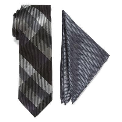 U.S. Polo Assn. Gingham Tie Set XL