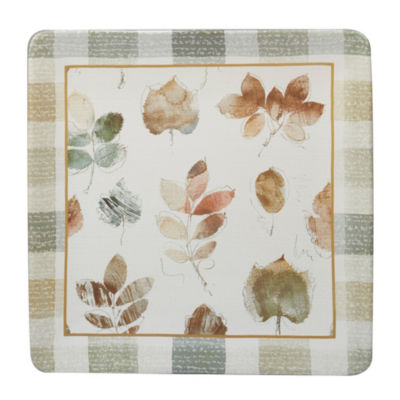 Certified International Woodland Walk Serving Platter