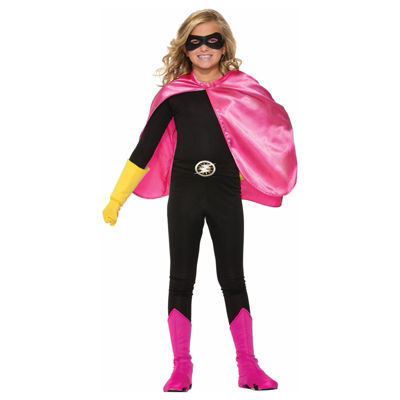 Pink Child CapeOne-Size