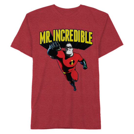 Father's Day Mr. Incredible Graphic Tee