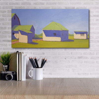 Sunny Outlook Canvas Art
