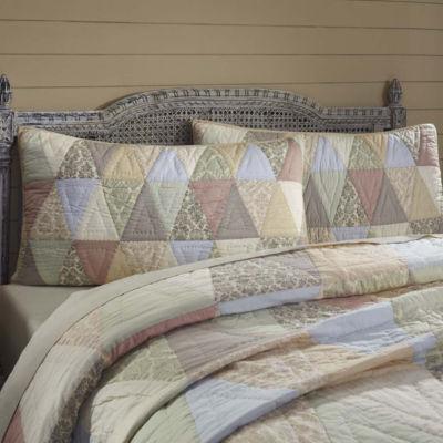VHC Boho & Eclectic Farmhouse Bedding - Ava Sham