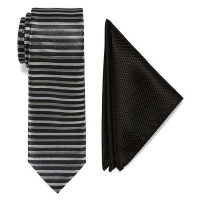 U.S. Polo Assn. Stripe Tie Set - XL