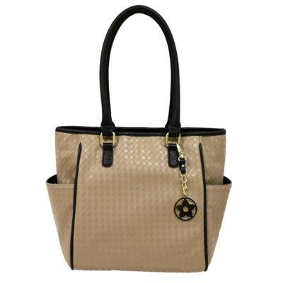 St. John's Bay Pocket Tote Bag