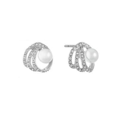 Monet Jewelry 16.6mm Stud Earrings