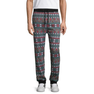 Ugly Christmas Gingerbread Joggers