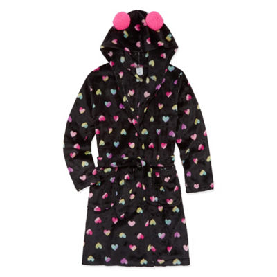 Arizona Heart Robe - Girls