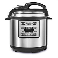 Cooks 6-Quart Fast Pot Multi-Cooker