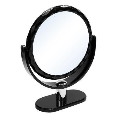 Karina Diamond Cut Black Mirror