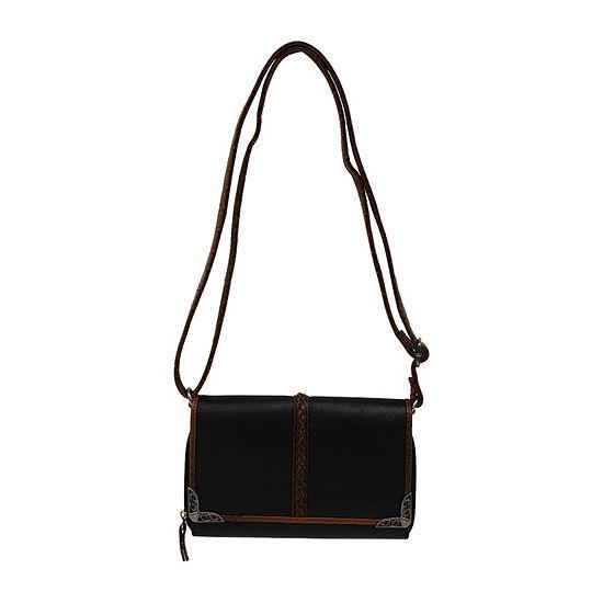 St. John's Bay Wallet On A String Crossbody Bag