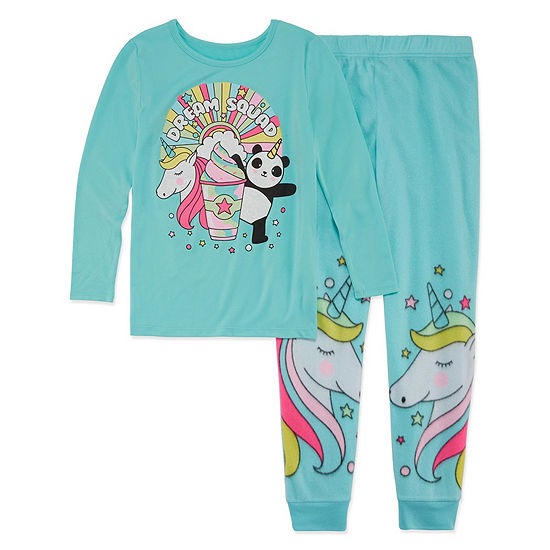 Arizona Unicorn 2pc Pajama Set - Girls 4-16 - JCPenney 3f562cc91
