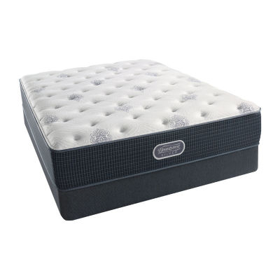 Simmons Beautyrest Silver® Almeda Plush - Mattress + Box Spring