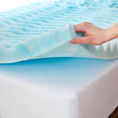 "Authentic Comfort Comfort Rx 4"" Mattress Topper"