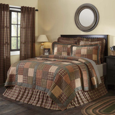 VHC Classic Country Primitive Bedding - CrosswoodsQuilt
