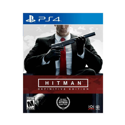 Playstation 4 Hitman: Definitive Edition Video Game