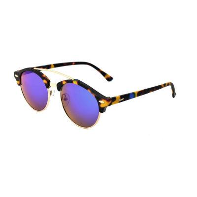Arizona Full Frame Round Sunglasses - Mens