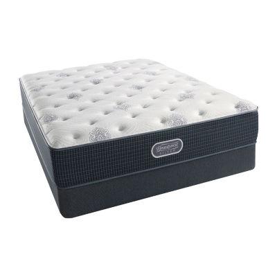 Simmons Beautyrest Silver® Erickson Luxury Firm - Mattress + Box Spring
