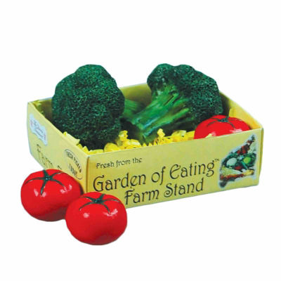 The Queen's Treasures 18 Inch Doll Broccoli/TomatoFood Accessory