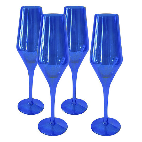 Artland 4-pc. Champagne Flutes