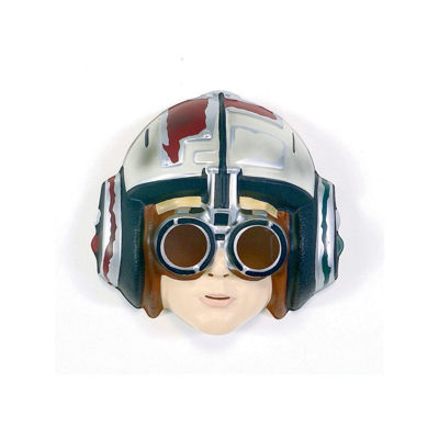 Star Wars  An.Skywalkr Racer Pvc MskOne-Size