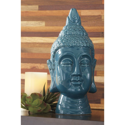 Signature Design By Ashley® Donal Buddha Head Sculpture