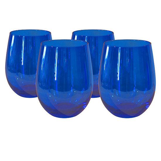 Artland Luster 4-pc. Wine Glass