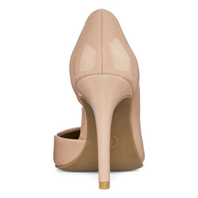 east 5th Womens Carly Pumps Slip-on Pointed Toe Stiletto Heel