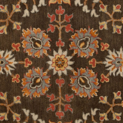 Safavieh Heritage Collection Johna Oriental Square Area Rug