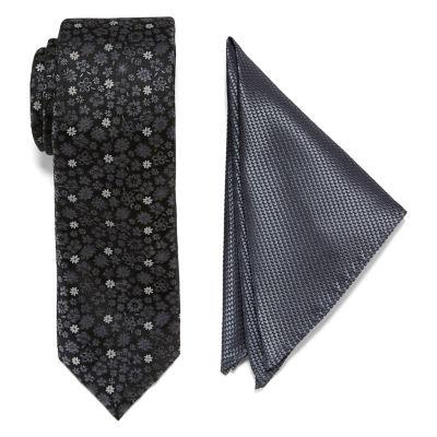 U.S. Polo Assn. Floral Tie Set XL