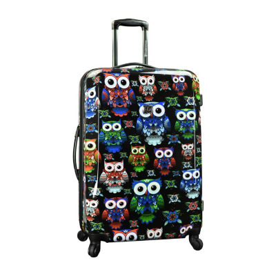 Travelers Choice Colorful 29 Inch Hardside Luggage