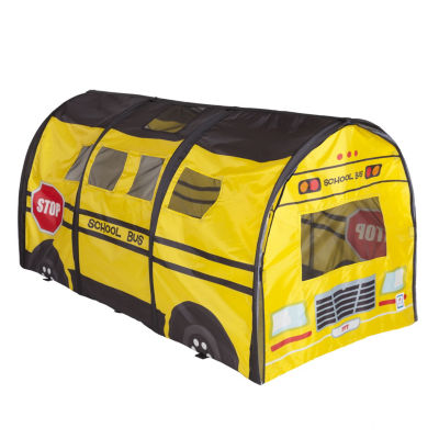 Pacific Play Tents School Bus 6 Ft D-Tunnel