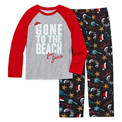 North Pole Trading Company Good Tidings 2 Piece Pajama Set - Unisex Kid's