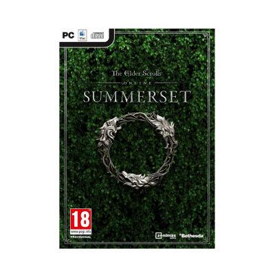 The Elder Scrolls Online Summerset - Pc Game Video Game