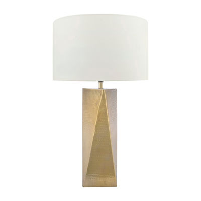 "Watch Hill 24"" Luna Cotton Shade Table Lamp"