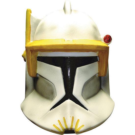 Star Wars Clone Trooper Cody 1/2 Mask One-Size