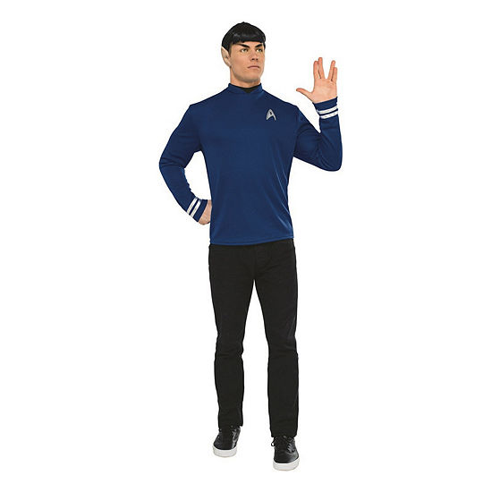 Star Trek Beyond: Spock Classic Adult Shirt Dress Up Costume