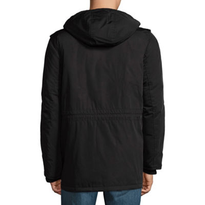 Claiborne® Hooded Parka